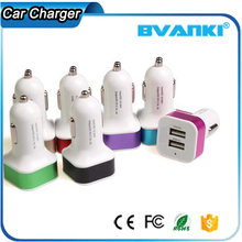 Online Marketplace Portable Battery Charger USB High Output Rechargeable Phone Dual USB Fast Car Charger