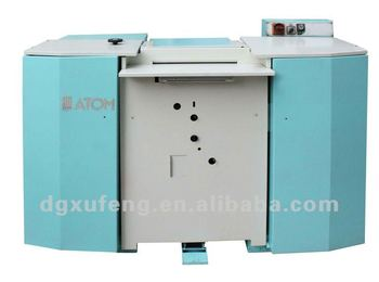 42cm split width atom leather splitting machine.