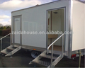 Tractor trailer,trailer toilet, Portable Toilet, Movable trailer Toilet
