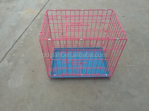 light duty small Dog cage