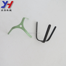 Customized powder coated wall bracket for hanging plant