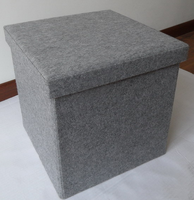Commercial Furniture Stool with Hight Density Panel