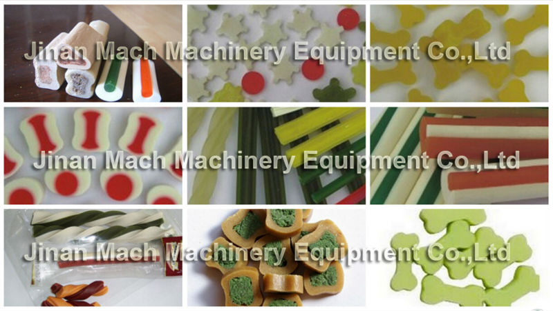 dog chew processing machinery