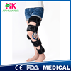 Waterproof sports elastic brace protector neoprene knee support / knee brace with CE and FDA