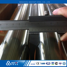ASTM A270 304 316L stainless steel welded sanitary pipe / tubing for food grade