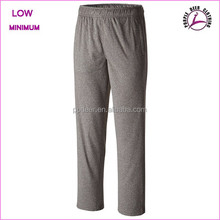 hot sale customize cheap mens design 100%cotton sports wear track pants