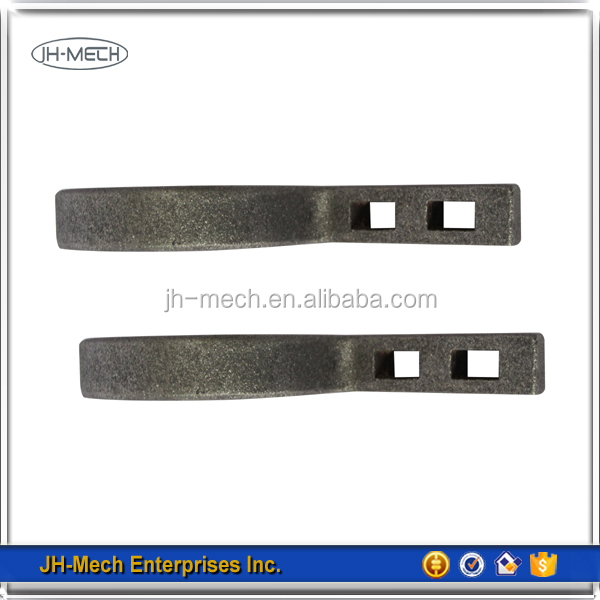 Pre-coated Sand Mold Fine Surface Precise Sand Cast Bracket