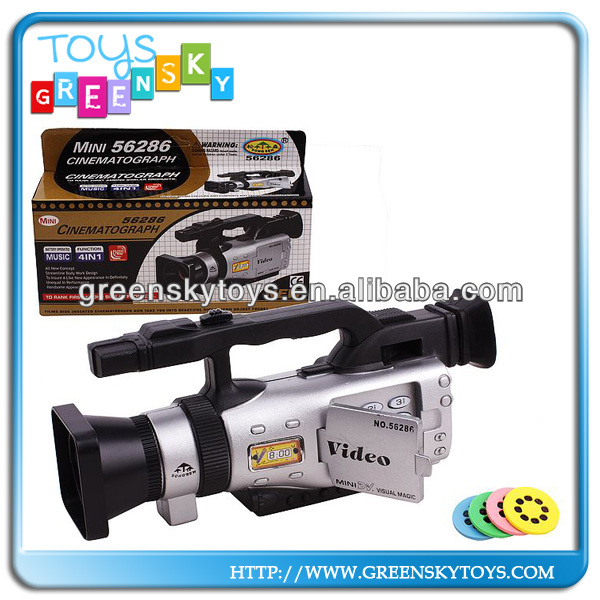 Mini Video Camera Toy,Vidicon toy for kids, Digital Video Camera toy