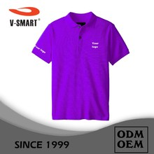 PL0022 Cheap Bank Promotional Uniform with Custom Printed/ Embroidery Promo Logo Guangzhou OEM Factory