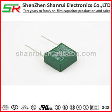 passive component film capacitor X1 for household electrical appliances