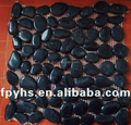 pebble tile mosaic for decoration