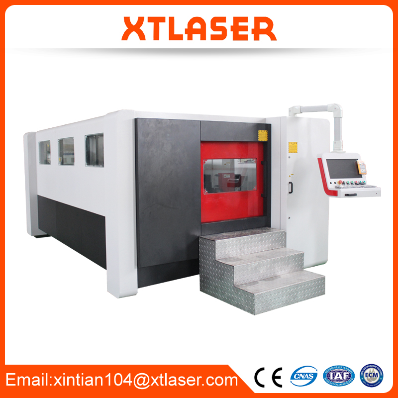500W Fiber Laser with CE Certificate, Trade Assurance supplier Industry Laser Equipment Fiber Laser Cutting Machines