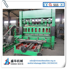 Expanded Plate Mesh Machine(Pounding width:500-2500mm)