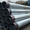 electric transmission line steel electric pole in philippines