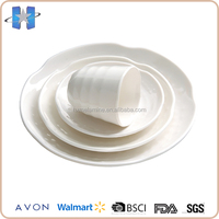 High Quality Melamine Tableware Hotel Used Dinner sets