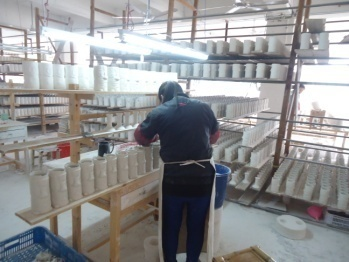 Washing (Ceramic Ware, Terracotta Ware, Bisque Ware)