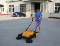 pavement sweeper