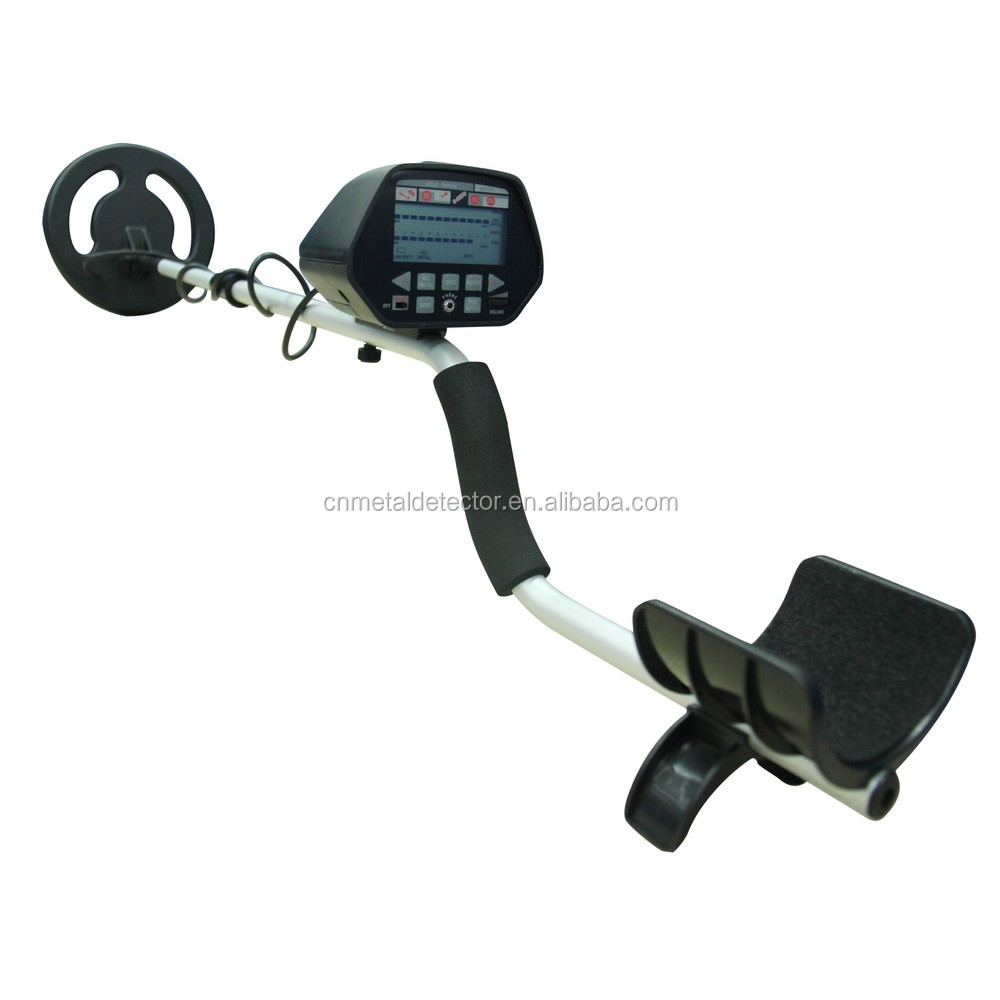 MD-3020II LCD Display Underground Metal Detector Gold Finder
