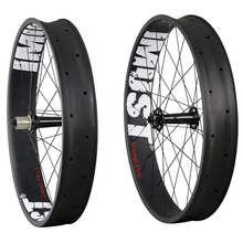 2016 hot sale carbon Fat bike Wheelset,Snow Bike rims 26 wheel
