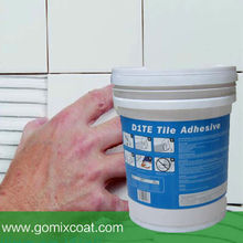 heat resistant tile adhesive
