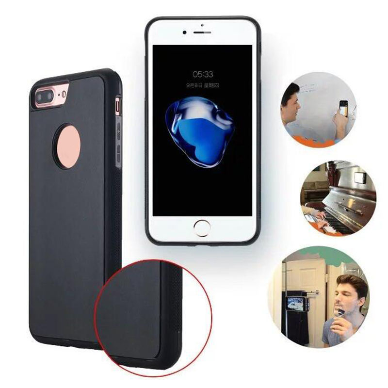 Antigravity Mobile Phone Case Self Sticky On Wall With Best Price for <strong>iphone</strong> 7