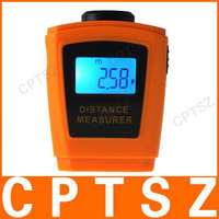 Mini Ultrasonic Range Finder with Laser Pointer, Ultrasonic Distance Meter CP-3005