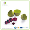 FDA,SGS Certification Melamine Mixing Bowl , Small Cheap Plastic Large Bowls Sets with Embossing
