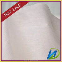 100% cotton poplin shirt and lining fabric with paper-touch