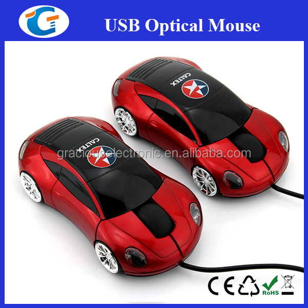 wired usb computer mouse car design