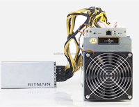 DIHAO Newest Antminer S9, Bitcoin miner ANTMINER L3+ Antminer D3, 504M 800W &PSU Litecoin mining machine in stock