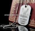 wholesale engraved us army dog tag printer