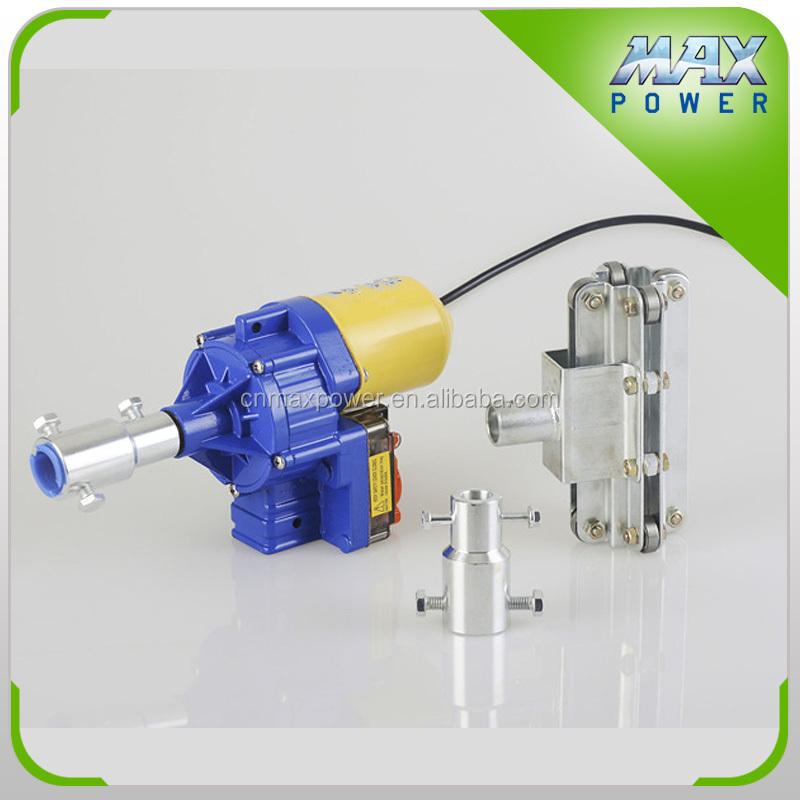 Polyfilm high torque low rpm electric motor for for 100000 rpm electric motor