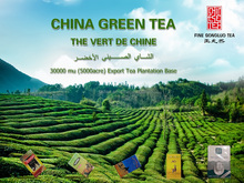 Slim fit green tea especially for lady