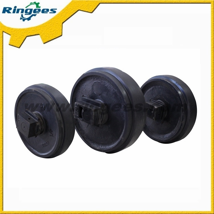 china factory offer excavator undercarriage parts front idler / front wheel / idler roller for Kobelco SK120-3