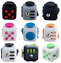 fidget cube antsy labs Fun 6 Sided Fidget Cubes Dice Anxiety Stress Relief Toy in ebay