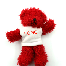 Promotional china manufacturer custom soft animal teddy bear plush toys