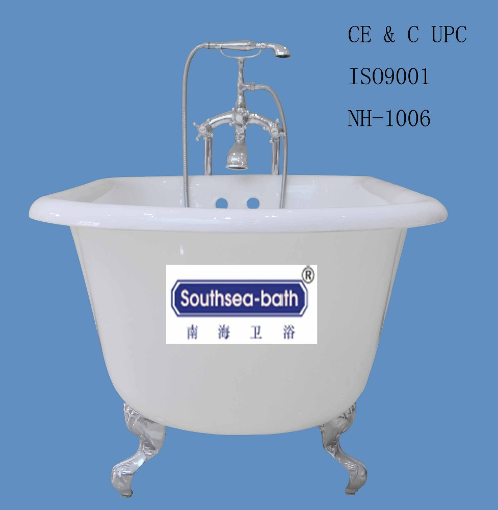 Tub Clawfoot, Tub Clawfoot Suppliers and Manufacturers at Alibaba.com