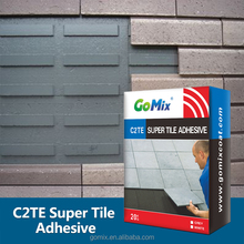 C2TE Exterior Tile Adhesive and Grout
