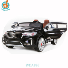 WDA998 Hot Selling Big Baby Car, With 2.4G r/c, Music And Light, Soft Leather Seat Kids Car, Popular Present