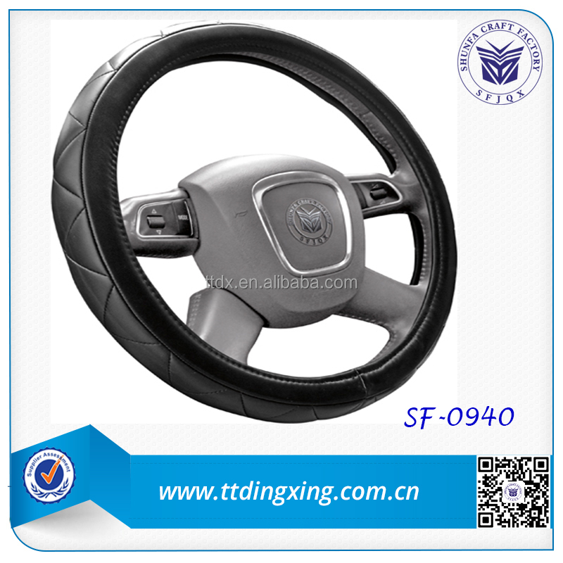 High Quality auto wheel cover Car Steering Wheel Cover rubber covers