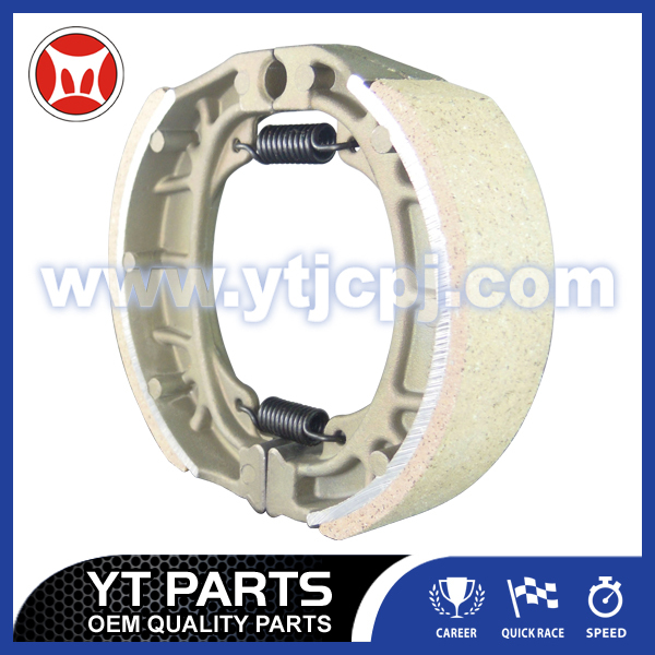 Hot Sell Good Main Parts Of Motorcycle Brake Shoes