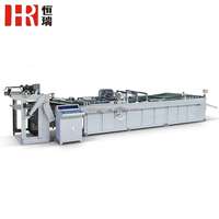 China manufacturer supply paper shopping carry bag making machine
