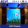 high resolution full color p6 indoor stage rental led display screen