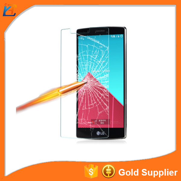 2017 anti oil tempered glass films for lg v700 screen protector