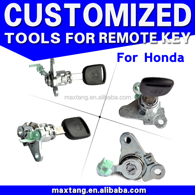 Car Accessories Auto Door Lock Car Parts Wholesale Left Door Lock for Honda Fit AL009