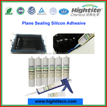 Yantai Hightite flat sealant silicon Adhesives high quality silicon sealant adhesive 207/590/598/595 for industry