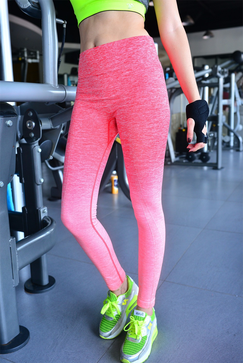 New Arrival Women Fitness Yoga Legging Sports Pants OEM Sports Legging