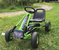 Heavy duty pedal racing go kart parts
