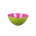 Light  beautiful easy-year-old two tone customized design melamine salad bowls