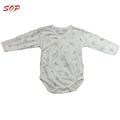 Long sleeve infant bodysuits knitted baby romper